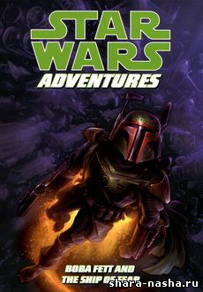 Star Wars Adventures - Boba Fett and the Ship of Fear